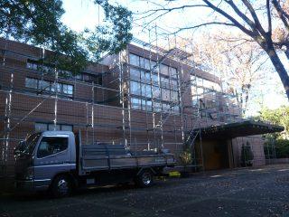 屋上防水外壁修繕工事